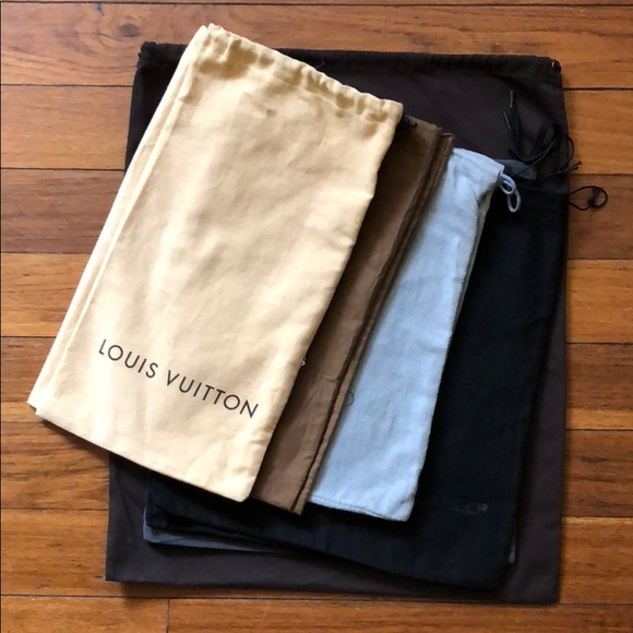 59b78d4f197d Louis Vuitton Other - 💫Men s Authentic Designer Dust Bags